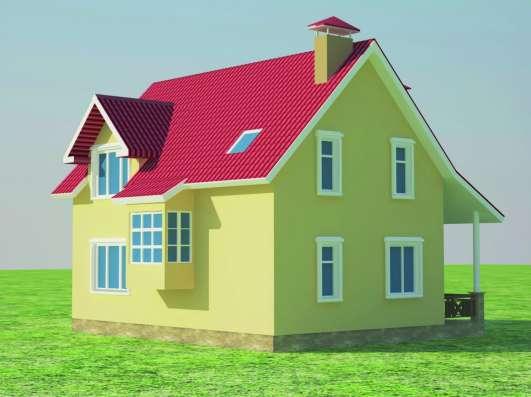 Архитектурно-дизайнерское проектирование жилых домов 494-157 в Ставрополе Фото 1