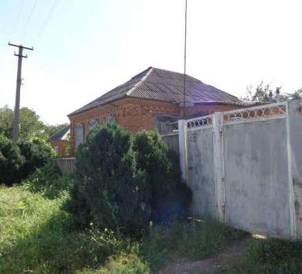 В Кавказской по ул.Малиновского дом 80 кв.м. на уч-ке 12 сот