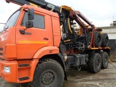 грузовой автомобиль КАМАЗ 43118