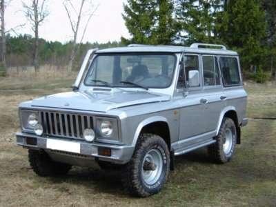 подержанный автомобиль Aro 244