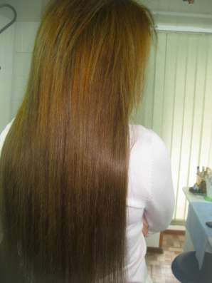 Наращивание волос, причёски в Екатеринбурге Фото 2