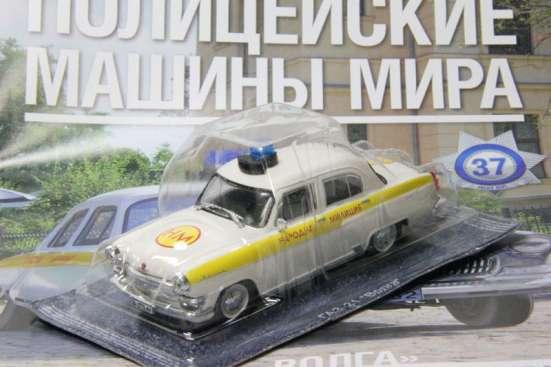 """полицейские машины мира №37 Газ-21 """"Волга"""" в Липецке Фото 1"""