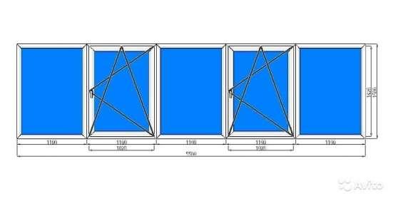 Продажа пластиковых окон и дверей