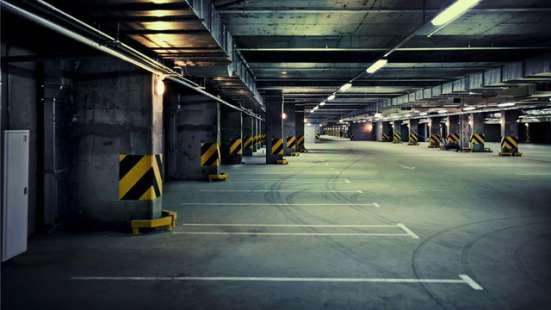 Место на подземной парковке