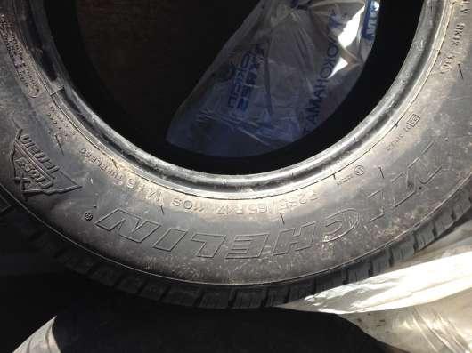 Колеса Michelin 265/65 R17 Комплект в Москве Фото 3