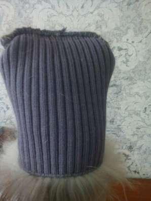 Женская меховая шапка в Омске Фото 1