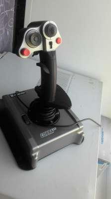 Игровой джойстик для авиа симуляторов