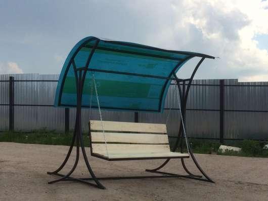 Продам садовые разборные качели в Дмитрове