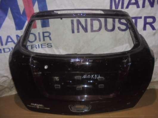 Багажник от  Opel Mokka