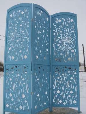 Резная декоративная ширма в Ростове Фото 1