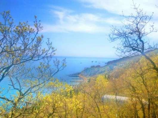 земельный участок 12 сот  под застройку Малый Маяк Алушта Крым