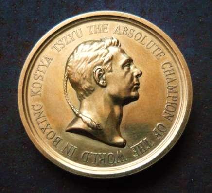 Изготовление медалей под заказ