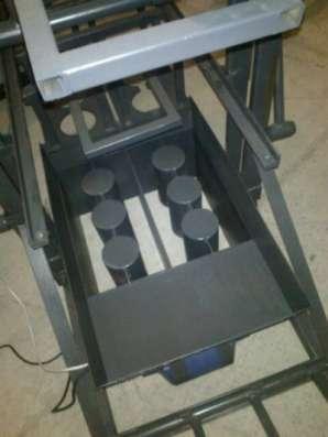 производство керамзитоблоков  ВСШ