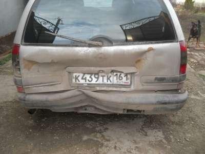 Подержанный автомобиль Opel Универсал/ Караван