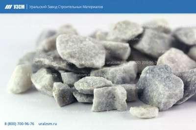 Мраморный щебень УЗСМ в Тольятти Фото 1