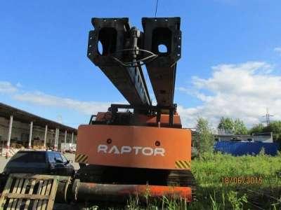 буровую машину Raptor BS в Архангельске Фото 3