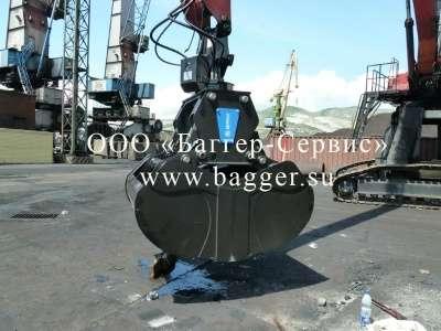 Грейфер для сыпучих грузов 3,0 м3 Gusella GIE 3004 в Ростове-на-Дону Фото 1