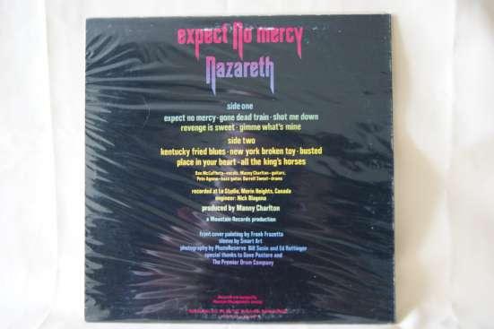 NAZARETH-1977 Made In USA.