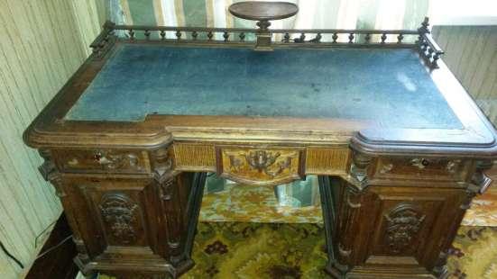 Старинный письменный столик, Старинный шкаф Монашка в Москве Фото 3