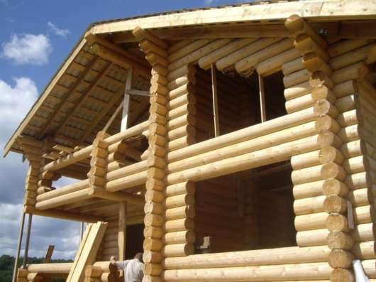 Строительство домов, коттеджей, бань в кредит