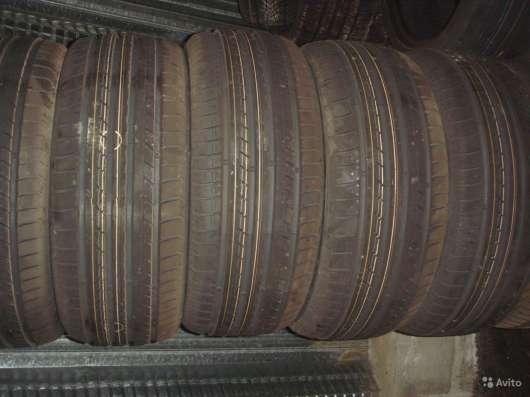 Новые комплекты 235/55 R17 SP дунлоп dz102