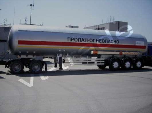 Газовоз объемом 65м3