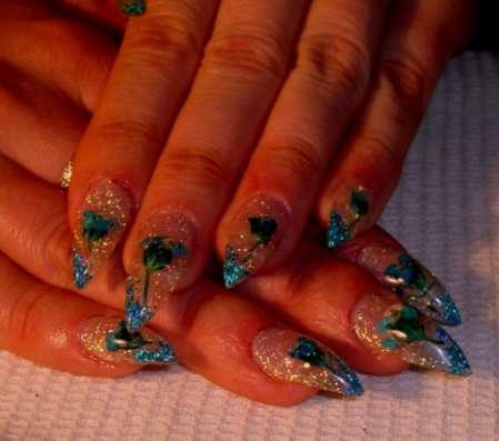 Наращивание ногтей гелем .опыт с 2009 года