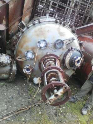 Продаём ёмкости реактора н\ж эмалированные в Махачкале Фото 1