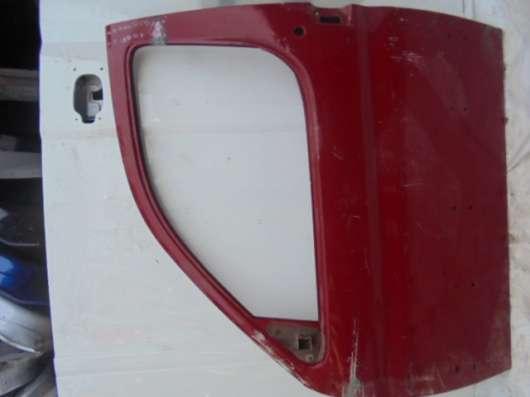 пежо партнер 2002 2008 передний левый дверь бу