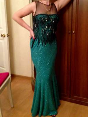 Вечернее, Выпускное очень красивое платье