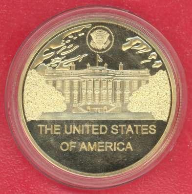 Жетон Медаль США Авраам Линкольн в Орле Фото 1