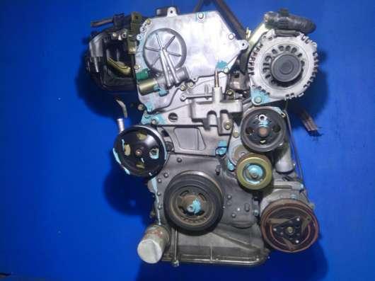 Двигатель QR20 Nissan