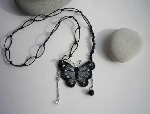 Кулон «Эффект бабочки»