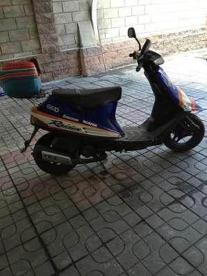 Продаётся скутер в г. Бишкек Фото 1