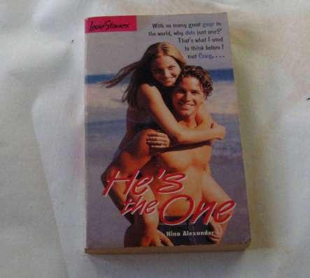 Книга на английском языке He is the One by Nina Alexander в Ростове-на-Дону Фото 4