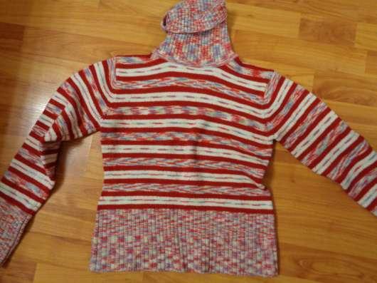 свитер тёплый