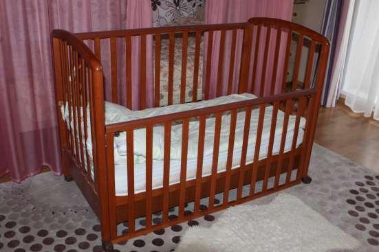 Детская кроватка Baby Italia в Ярославле Фото 1