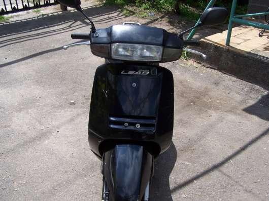 Скутер Хонда Леад АФ 20