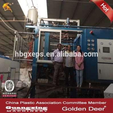 Строительство EPS пеноблоков формовочная машина в г. Shijiazhuang Фото 4