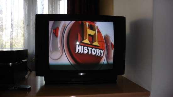 Продам телевизор б. у. в хорошем состоянии