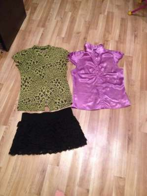 Пакет женских вещей, р-р 42-44