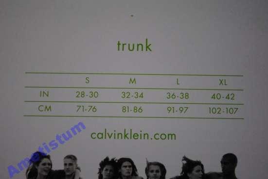 Трусы мужские Calvin Klein original XL / 52