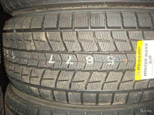 Новые зимние Dunlop 225/60 R17 Winter Maxx SJ8