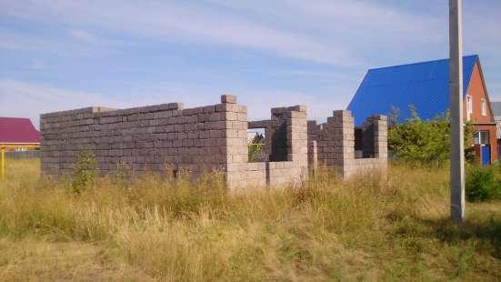 Продажа земельный участок, с недостроем
