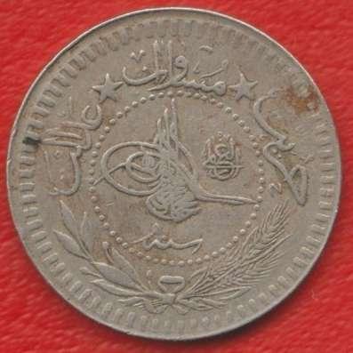 Османская империя Турция 40 пара 1916 г.