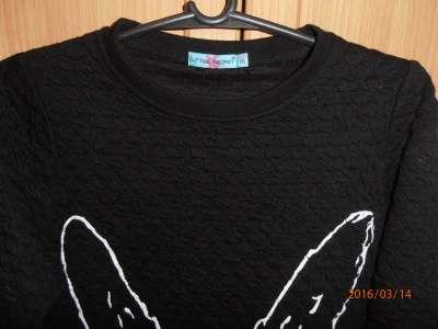платье черное  44-46р-р