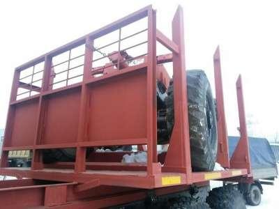 грузовой автомобиль УРАЛ 43204 лесовоз в г. Усинск Фото 3