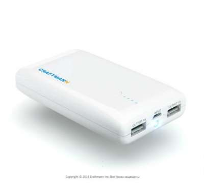 АКБ CRAFTMANN для EXPLAY POWER BANK