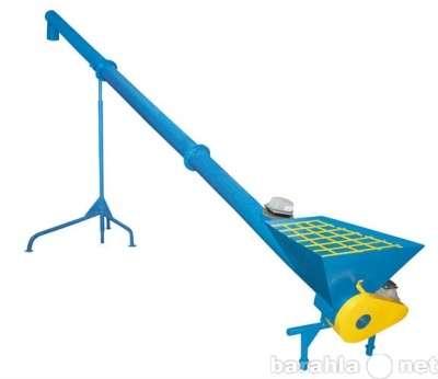 Шнековый транспортер зерна, Шнек 2-14 метров