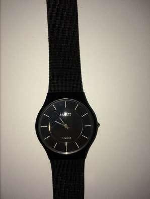 "Мужские часы Skagen ""Mesh Titanium"" 233ltmb"